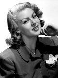 Lana Turner, 1940s Poster