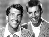 Dean Martin and Jerry Lewis, Early 1950s Poster