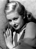 Joan Bennett, Portait, 1937 Photo