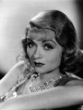 Constance Bennett, December 6, 1936 Photo