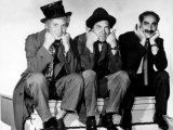 Marx Brothers - Harpo Marx, Chico Marx, Groucho Marx Photo