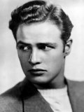 Marlon Brando in the 1940s Fotografía