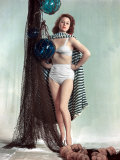 Susan Hayward, 1940s Poster