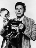 Man with a Camera, Charles Bronson, 1958-1960 Photo