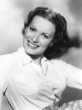 Maureen O'Hara, 1950 Photo