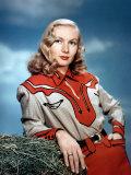 Veronica Lake, 1940s Print
