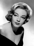 Simone Signoret, 1950s Photo