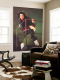 Michael Jackson Wall Mural