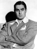 Tyrone Power in the 1940s Print