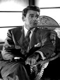 Portrait of Paul Muni, c.1945 Print