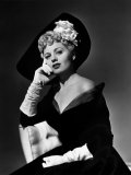 Shelley Winters, 1949 Poster