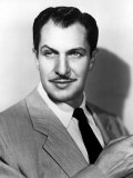 Vincent Price, 1938 Poster