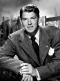 Ronald Reagan, from She's Working Her Way Through College, 1952 Prints