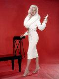Jayne Mansfield, 1950s Foto