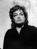 Simone Signoret, 1963 Photo