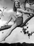 Veronica Lake, 1945 Print