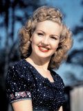 Betty Grable Foto