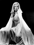 Veronica Lake Glamour Portrait, c.1940s Photo
