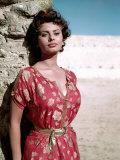 Sophia Loren, 1950s Foto