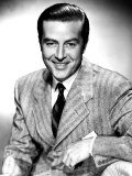 Ray Milland, 1952 Poster