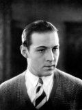 Cobra, Rudolph Valentino, 1925 Photo
