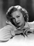 Madeleine Carroll, 1906-1987, Photo: 1943 Print