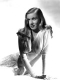Portrait of Veronica Lake Prints