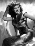 Paulette Goddard, 1939 Photographie