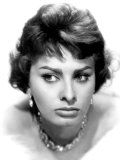 Sophia Loren, Portrait from 1959 Photo