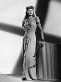 Rita Hayworth, Mid-1940s Print