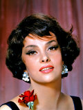 Gina Lollobrigida, Late 1950s-Early 1960s Photo
