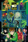 Ben 10 - Alien Force Julisteet