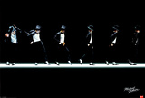 Michael Jackson - Moonwalk Posters
