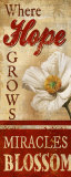 Where Hope Grows Affiches par Conrad Knutsen