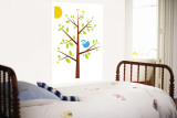 Songbirds Wall Mural by  Avalisa