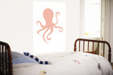 Octopus Wall Mural by  Avalisa