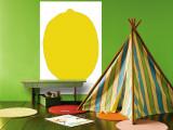 Citron Reproduction murale par  Avalisa