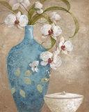 Orchid Grace I Affiches par  Nan