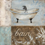 Le Bain Art by Carol Robinson