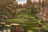 Country Club Landscape Prints by Betsy Brown