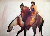 Hijas de la tierra Láminas por Carol Grigg