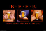 Beer Served Photographie