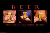 Beer Served Prints
