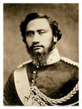 Kamehameha IV, Hawaiian King (1834-1863) Art
