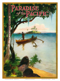 Paradise of the Pacific Magazine, Hawaii c.1930s Print