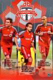 Toronto FC - Trio Posters