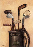 Golf I Posters by  Cano