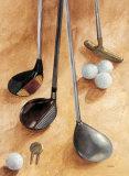 Golf III Print by  Cano