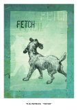 Fetch Prints by Tija Patrick