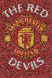 Manchester United - The Red Devils Poster